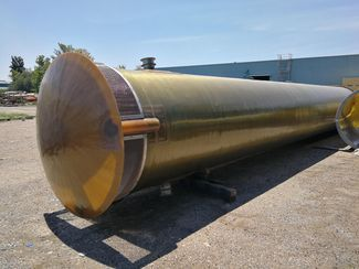 ECTFE/FRP dual-laminate part