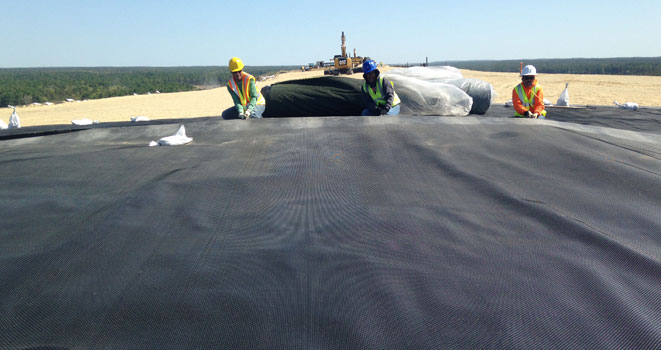 ClosureTurf Geomembranes