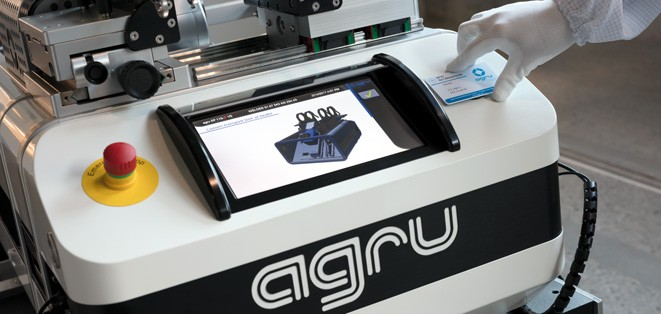 AGRU welding systems easy to use