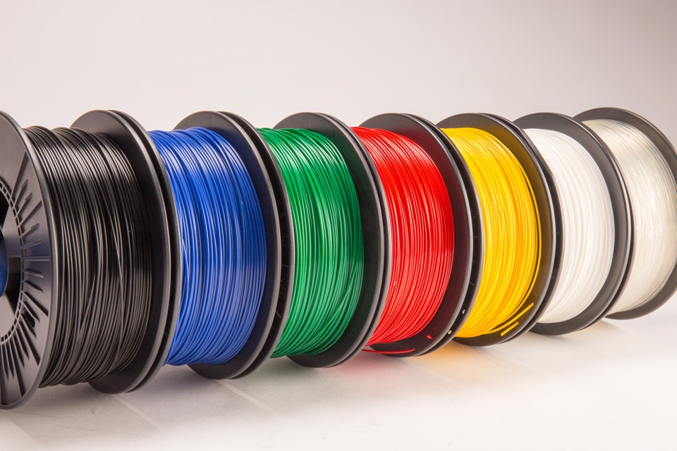AGRU PLA filaments for 3D printing