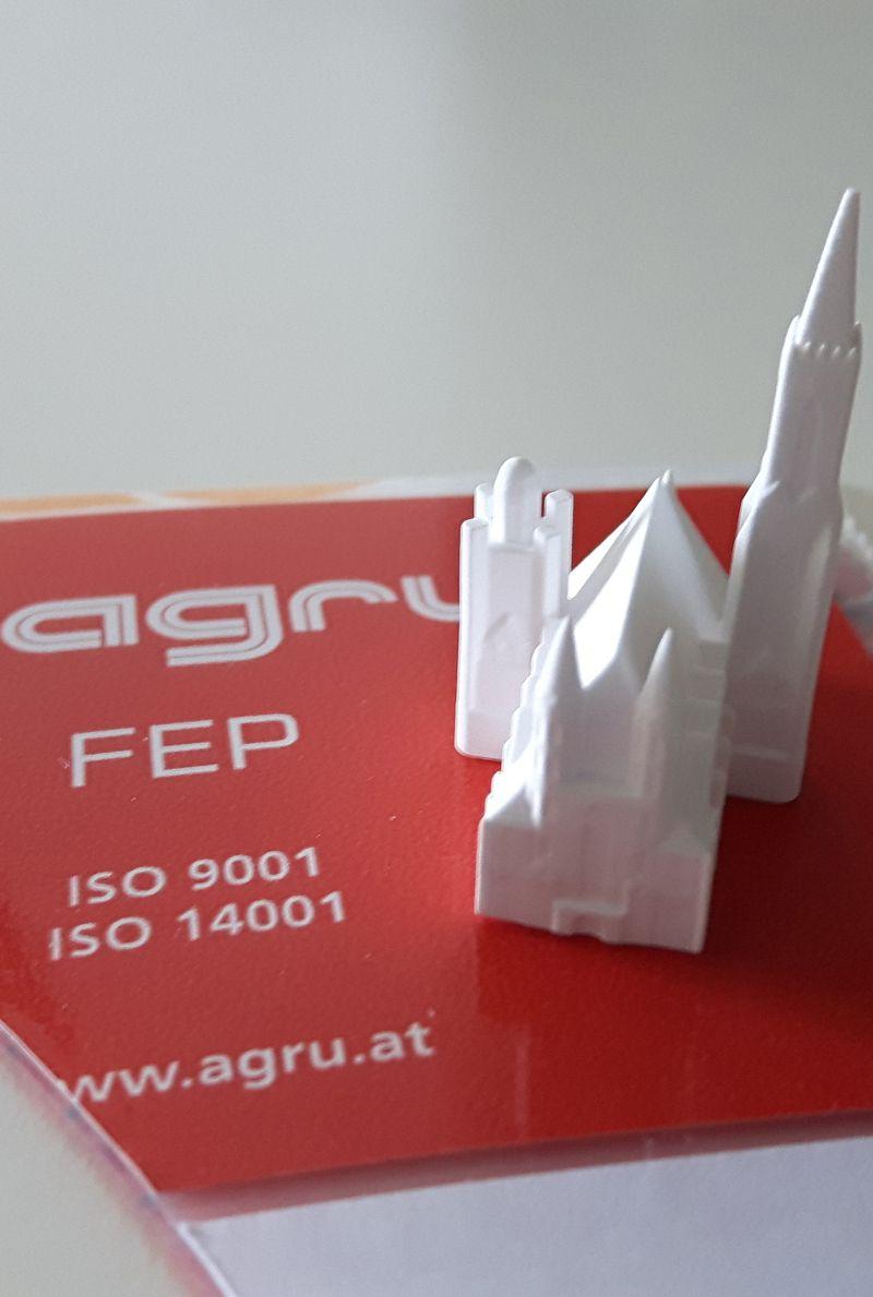 FEP film enables innovation in 3D printing - AGRU