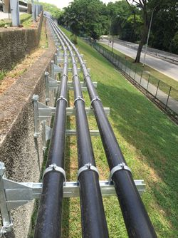 AGRULINE HDPE piping systems