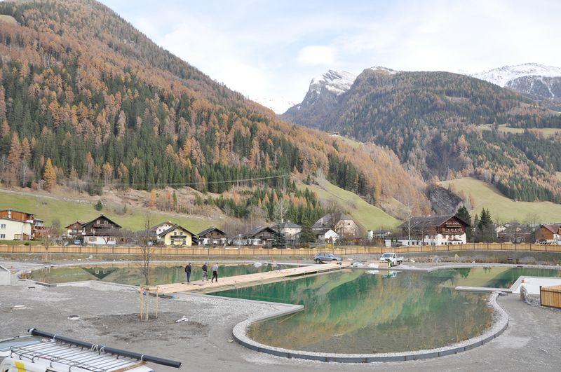 Fpp Pond Liner For Natural Swimming Pool Agru
