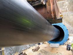 AGRULINE SureFit HDPE piping systems