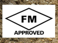 HDPE 100-RC FM approved
